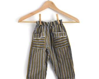 Toddler Pants, Vintage Baby Pants, Toddler Trousers, Baby Pants, Baby Trousers