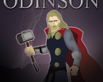 Odinson - Bring the Hammer Down