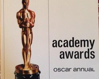 Book, Academy Awards 1975 by Robert Osborne