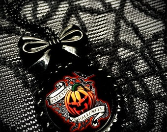 Everyday Is Halloween necklace