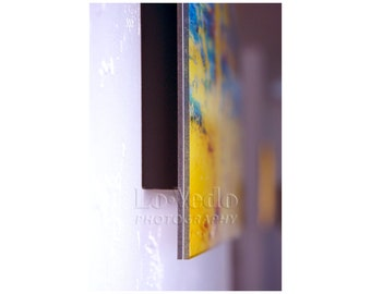Acrylic Face Mount Print Upgrade, Modern Photography, Contemporary Display, Floating Photograph, Museum Quality