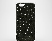 BW Stars phone case illustrated  iPhone 7 iPhone 7 Plus iPhone SE iPhone 6S iPhone 6 iPhone 5S iPhone 5  constellation phone case