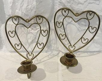 Brass Heart Scones