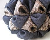 Lovely Bag,Traditional bag,Ornament,Japanese Silk kimono fabric,