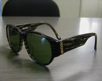 Moschino sunglasses vtg