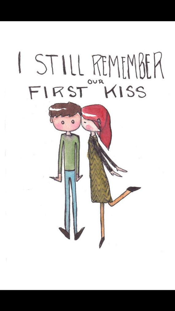 i still remember our first kiss - photo #20