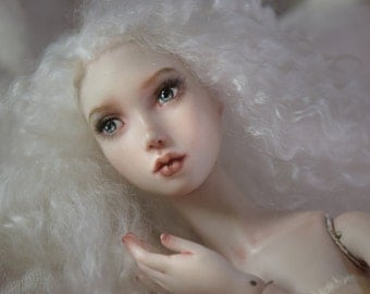 Custom BJD - Porcelain Ball-Jointed Doll by Higher Delights, a OOAK for you!