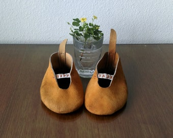 Baby Soft Leather Shoes~ Soft Sole