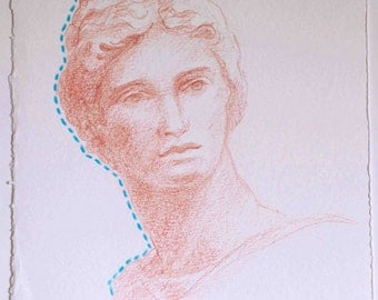 Etude 2015 - original drawing