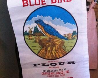 SALE - Vintage Flour Sack