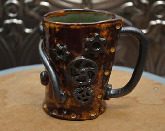 Steampunk Mug #20