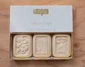 Vintage I. Magnin Boxed Collector Soap, White Gardenia, Like New