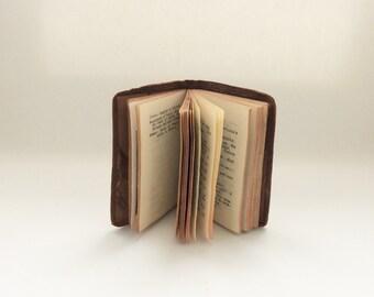 Mini Shakespeare's Merchant of Venice, Leather Bound, Knickerbocker Novelty Co, NY