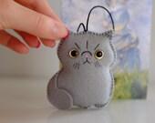 Presian cat ornament
