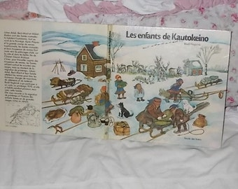 1978 Les enfants de Kautokeino /Not Included in Coupon Discount Sale :)S