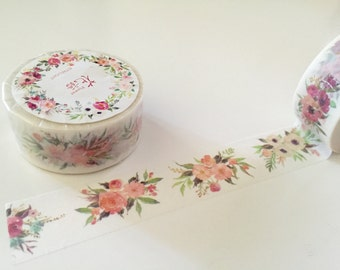 Floral Swag Washi Tape