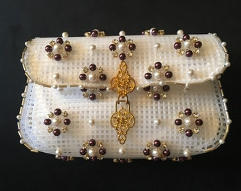 Jeweled Evening Clutch #3