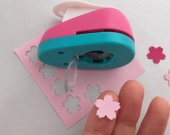 Sakura Paper Punch - Small