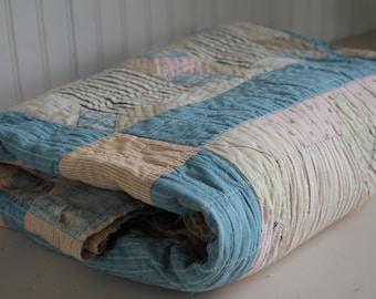 Vintage Prairie Quilt