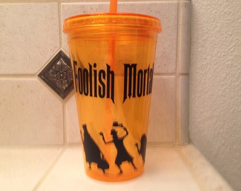 Haunted Mansion Tumbler/Cup