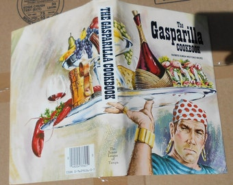 The Gasparilla Cookbook favorite Florida West Coast recipies, 1994 hardback edition Free USA shipping