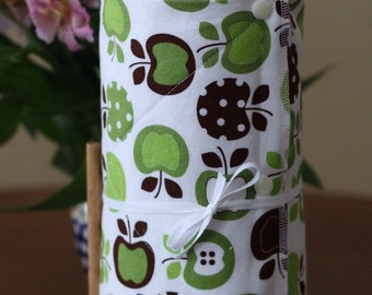 Reusable Paper Towel Roll Set of 12  Earth Friendly