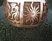 Old Hopi Bracelet. RESERVED for Patrick one payment