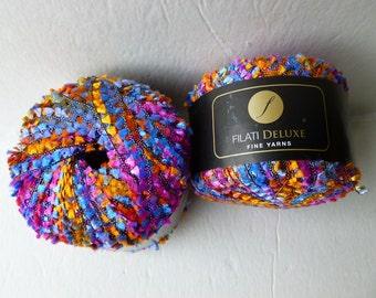 Sale  Party 2464 Filati Deluxe yarn