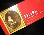 English Pears glycerin soap