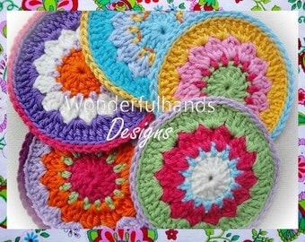 Fast Circles Crochet Pattern