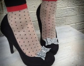 Betty Bow Shoe Clips