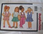 Butterick Busybodies 4021, Children's Vest, Skirt, Shorts, Pants