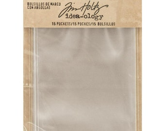 POCKETs for Tim  HOLTZ FLIP FRAMEs - POCKETs  - Brand new and in stock !! Pockets Only !