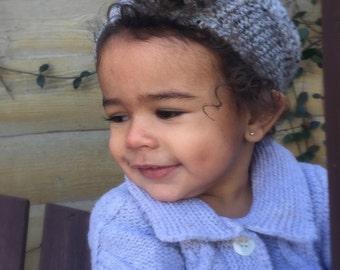 Toddler/Child/Sofia Belle Beret #2016G1
