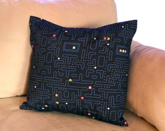 "Video Game 16"" x 16"" Envelope Pillow Shams - Set of 2"