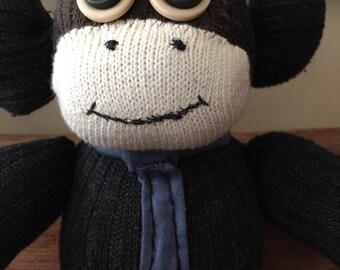 Business Sock Monkey