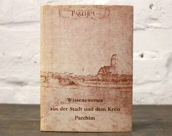 """Hardcover Notebook Tartuensis Classic """"Parchim"""", Re-Made Book"""