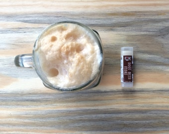 Vegan Root Beer Float Lip Balm- LIMITED EDITION