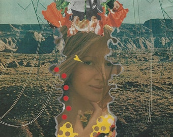 Reconstruct (Digital or Physical Collage)
