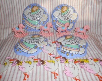 Baby Shower Cake Toppers and Decorations