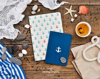 Anchor notebook-sketchbook -set of 2 notebook