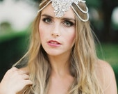 End of Line 50% Ulysses   Crystal Bohemian Headchain   Byzantine Collection