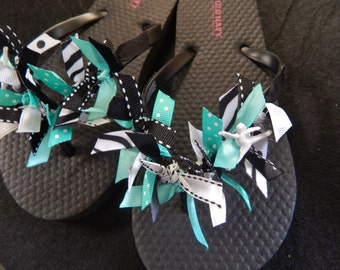 DANCE FLIP FLOPS----For Girls