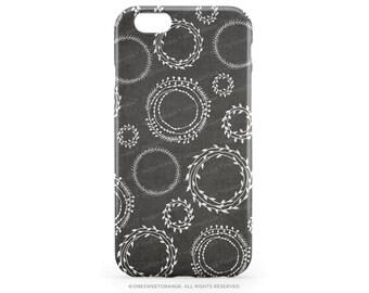 iPhone 7 Case Wreath Floral iPhone 7 Plus iPhone 6s Case iPhone SE Case iPhone 6 Case iPhone 5S Case Galaxy S7 Case Galaxy S6 Case I214
