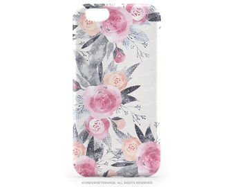 """iPhone 7 Case """"Winter Rose"""" by I. Abolina iPhone 7 Plus iPhone 6s Case iPhone SE Case iPhone 6 Case iPhone 5S Case Galaxy S7 Case I136"""