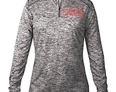NEW Strong Hearts 1/2 Zip