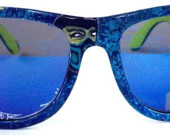 Sub Zero Custom Painted Sunglasses