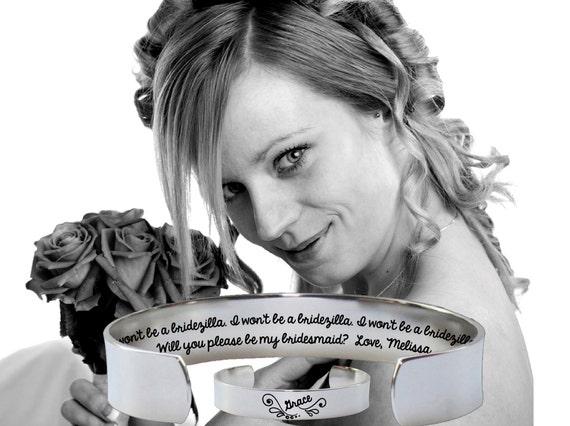 Bridesmaid Gift | Maid of Honor | Maid of Honor Gift | Bridesmaid | Bridesmaid Gifts | Will you be my bridesmaid | Bridezilla | Korena Loves