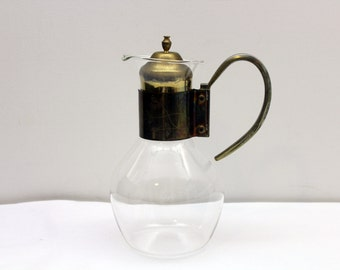 Heat proof carafe etsy - Heat proof pitcher ...