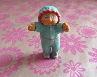 Vintage 1984 Cabbage Patch Kids PVC Figure